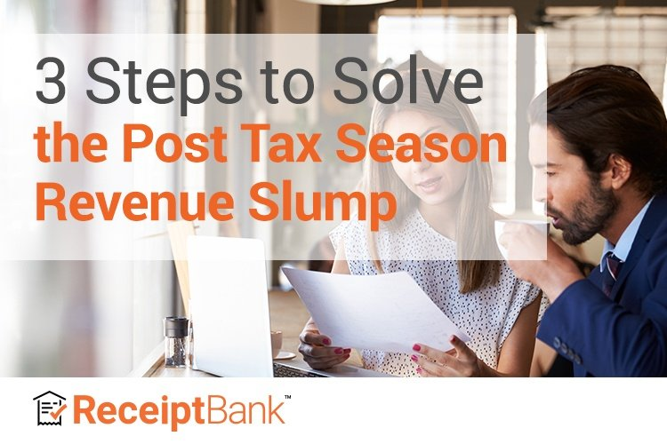 3 steps-revenue slump