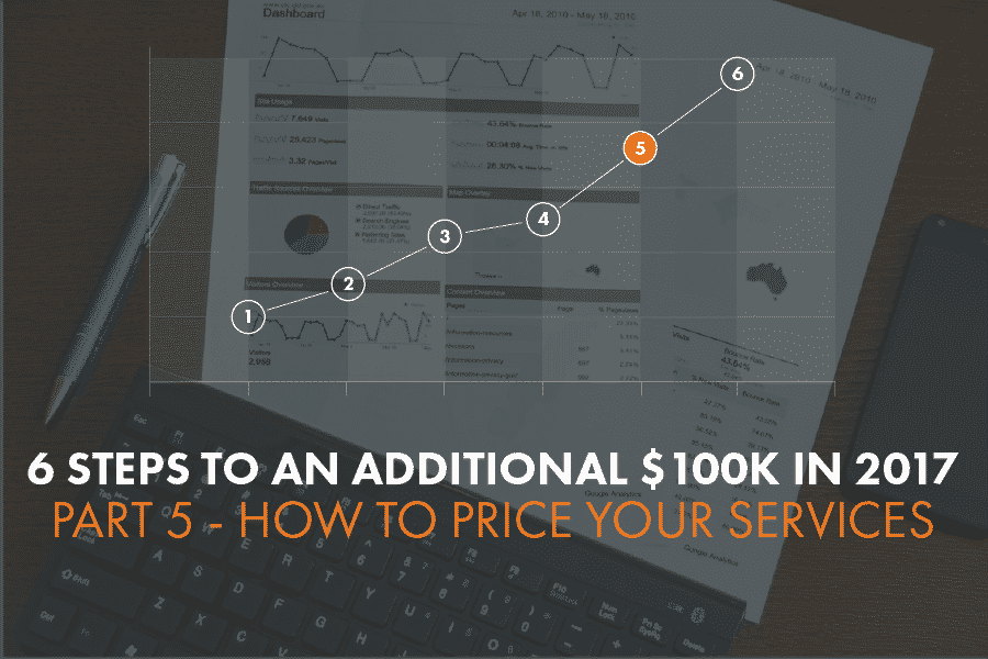 HOW TO PRICE ACCOUNTING SERVICES