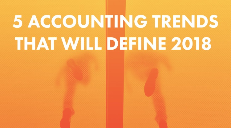 We have compiled a comprehensive list of the 5 accounting trends that will define 2018, and anaylysis on the effects for your accounting or bookkeeping firm.