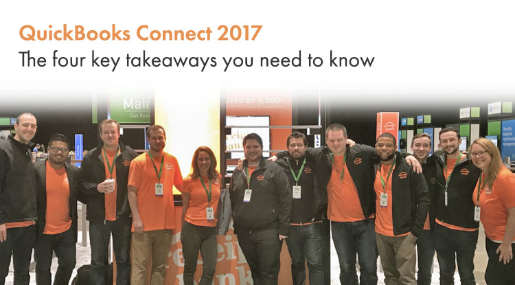 We had an incredible time with our Receipt Bank New Partner Consultants at QuickBooks Connect 2017 San Jose