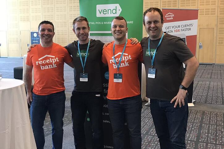 RECEIPT BANK AND XERO BRING THE CLOUD ACCOUNTING REVOLUTION TO SOUTH AFRICA