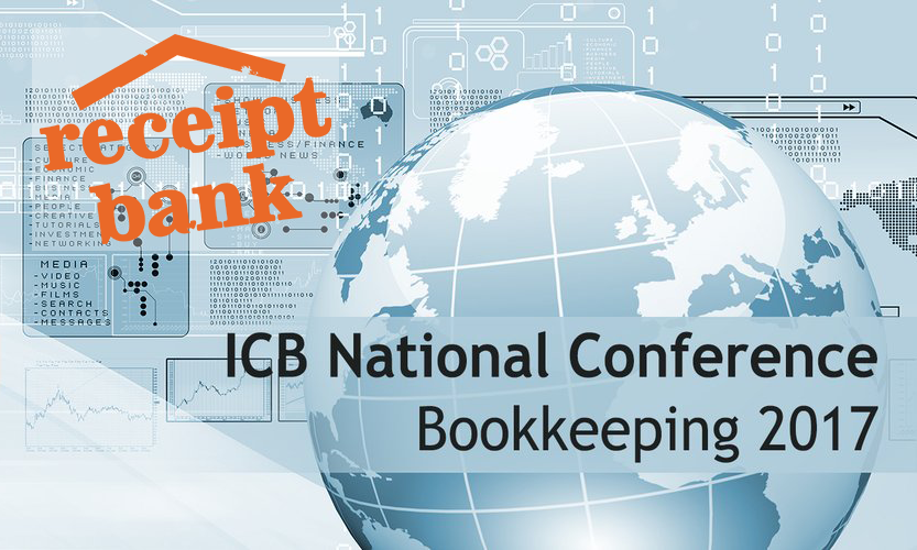 RECEIPT BANK AT THE INSTITUTE OF CERTIFIED BOOKKEEPERS CONFERENCE 2017