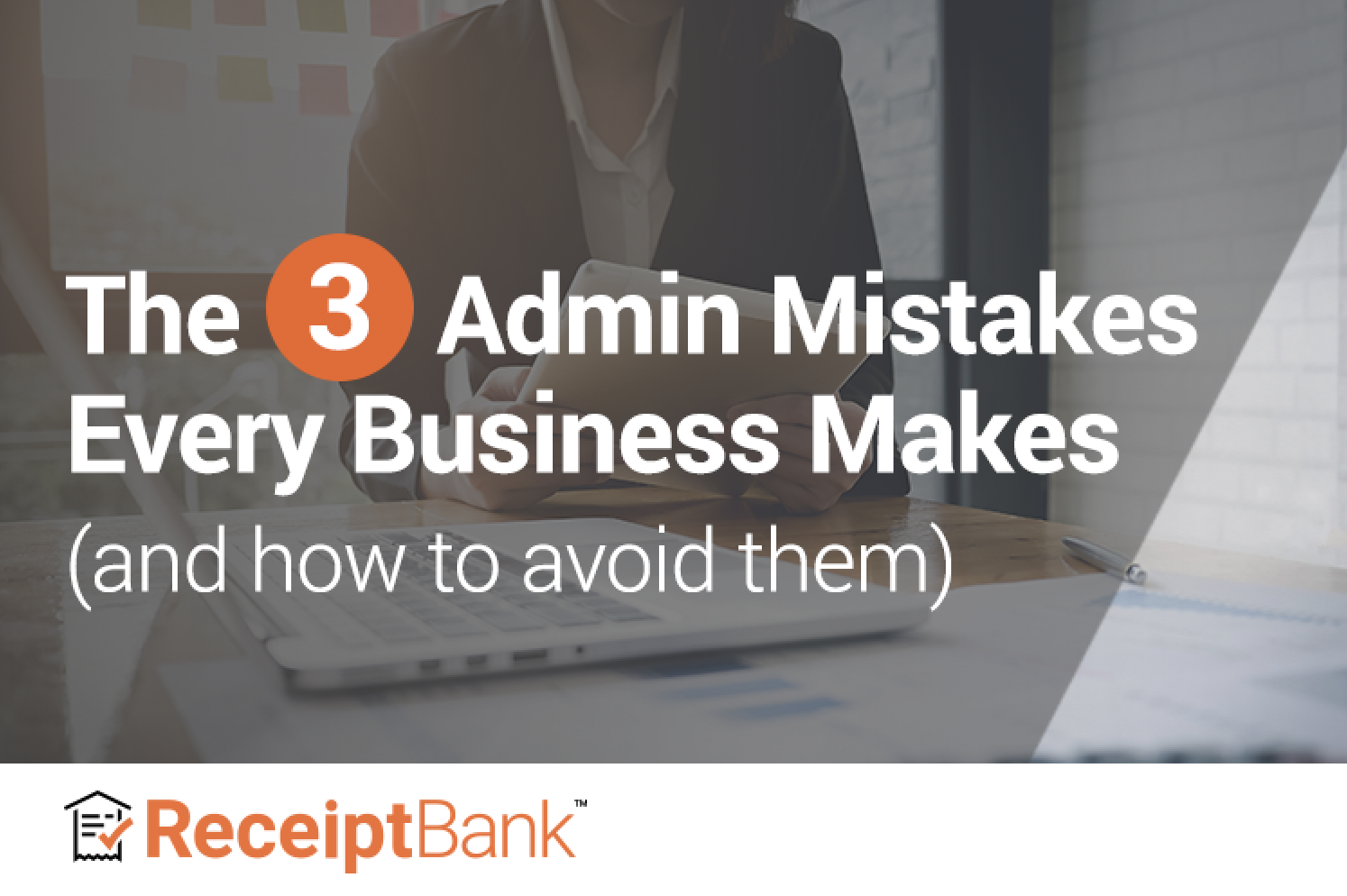 Admin mistakes small business