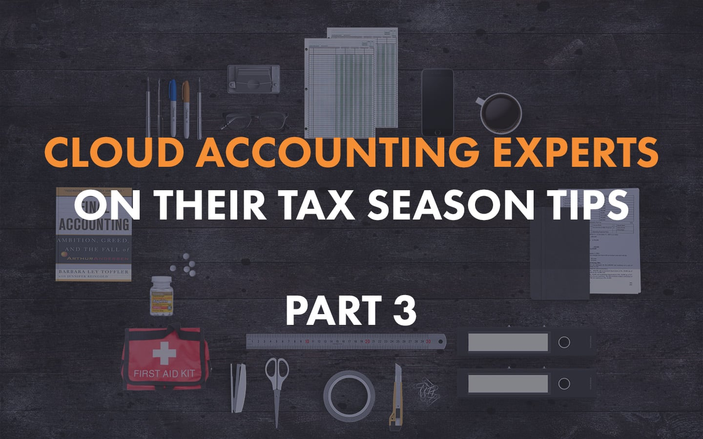 TAX SEASON TIPS: PART THREE. WHY YOU NEED TO FORGET BEING BUSY.