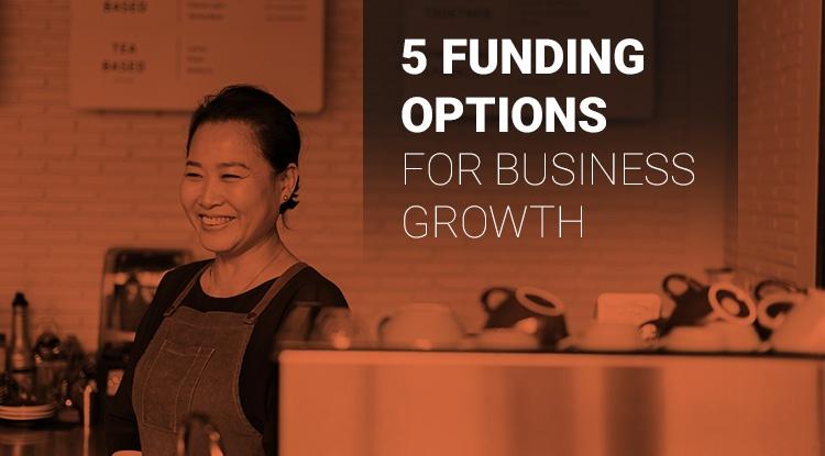 FundingOptions-5OptionsBusinessGrowth