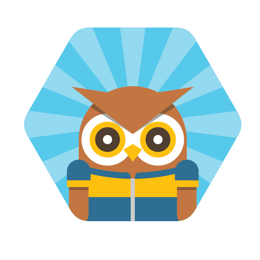 This Owl Loves the benefits of the cloud