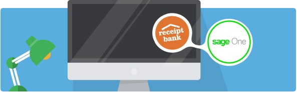 Receipt Bank now integrates with Sage One UK