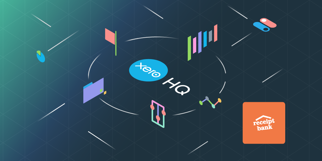 Xero HQ - receive useful notifications on Receipt Bank Activity